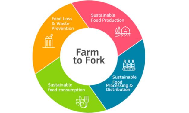 L'Union Européenne place la bio au cœur du futur système alimentaire durable