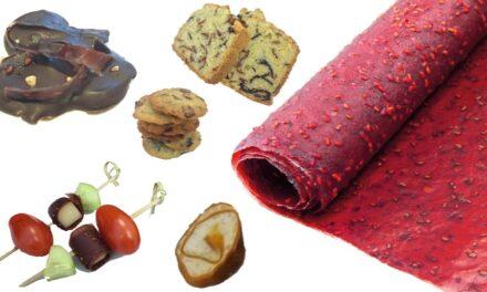 FRUIT RIDE invente de nouveaux ingrédients 100% Fruits originaux & savoureux