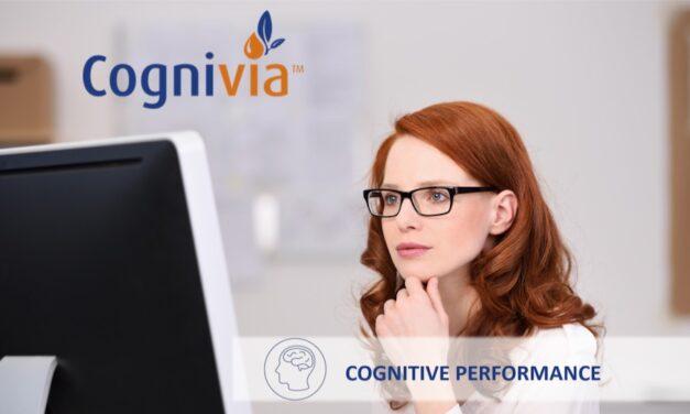 Cognivia™, le nootropic végétal et biologique pour booster votre mémoire de travail