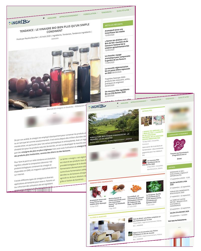 formule d' abonnement web-magazine