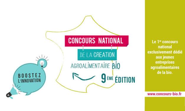 Concours national de la création agroalimentaire bio : les inscriptions ouvertes