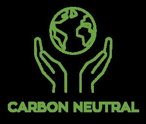 logo de neutralité carbone