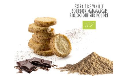 Eurovanille lance un nouvel extrait de vanille en poudre
