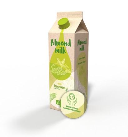 Bouteille de lait d'amande inavea™