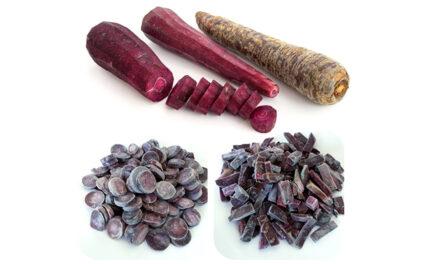 Optez pour l'originalité et la couleur avec la Carotte violette bio origine France