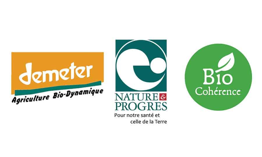 Ces marques qui vont au-delà du label Agriculture Biologique, quel avenir dans le paysage de la bio ?