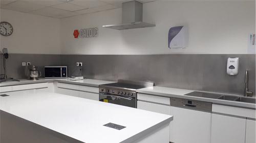 Laboratoire d'application - ©Caldic Ingredients France