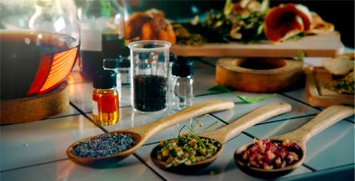 production d'arômes naturels. ©Kerry