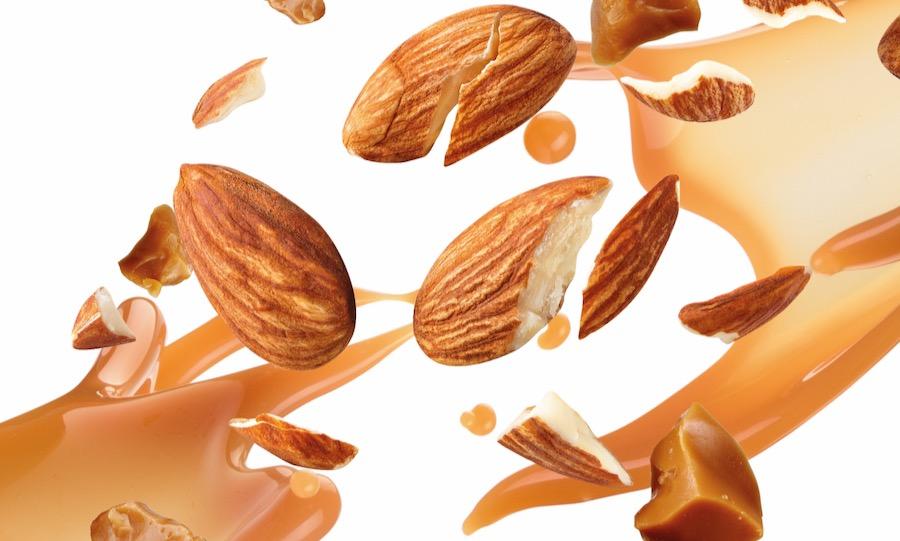 PROVA étend son offre d'arômes naturels de caramel et d'amande bio