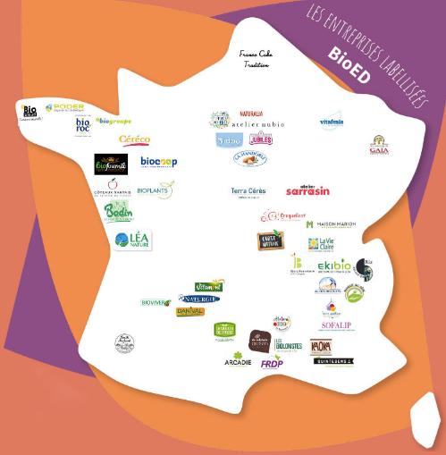 46 entreprises bioed