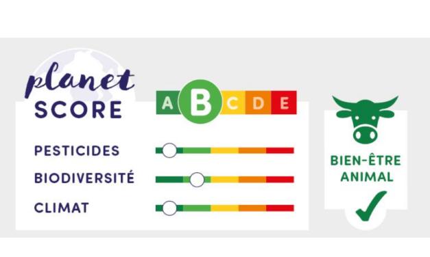 L'ITAB prend en compte la biodiversité dans sa proposition d'affichage environnemental: le Planet-Score