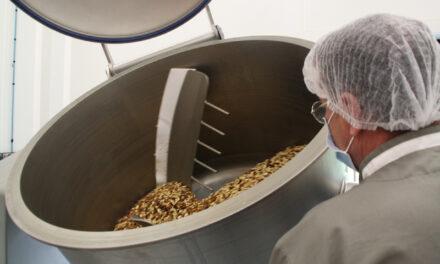 La Fabrik' d'Actibio, un outil de mélanges à façon 100% bio à disposition
