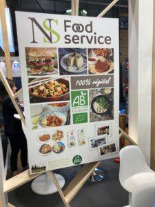 Gamme NS Food Service bio - ©Ingrebio